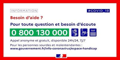 Numéro vert médecine du travail Nantes